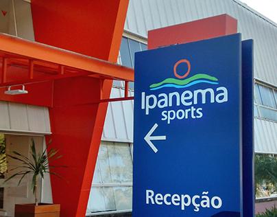 Sinalização Ipanema Sports
