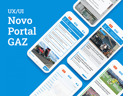Novo Portal Gaz