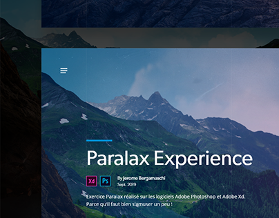 Paralax Experience