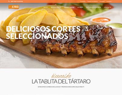 La Tablita del Tártaro (Ecuador)