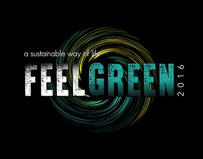 Jacopo Dotti - Graphic - Feel Greeen Festival