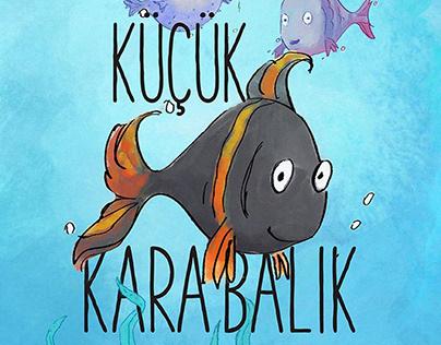 Children Books - Küçük Kara Balık - 2019