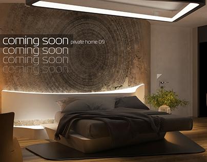 Bedroom design - Private Home 09