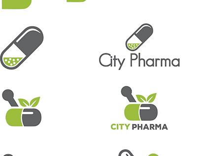 City Pharma Branding