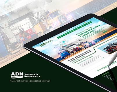 ADN | Transport Maritime, Land , Engineering, Construct