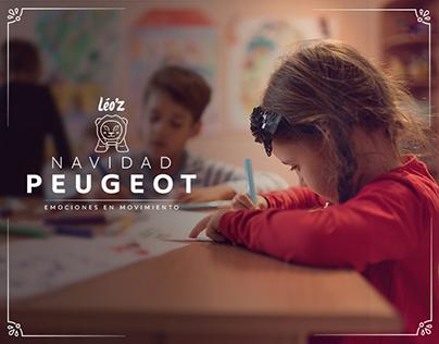 Navidad Peugeot - Emociones en Movimiento
