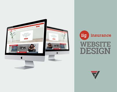 Website Insurance IIG