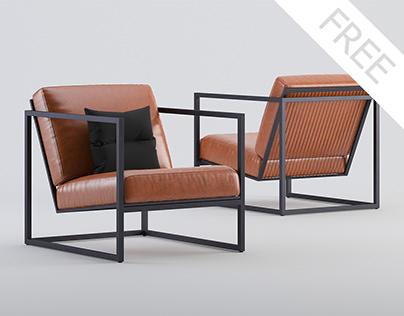 Free 3D model -AvaroSeat-
