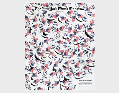 The New York Times Magazine - Yo Voté