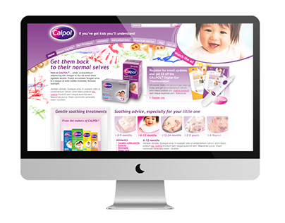 Calpol Intergrated Campaign Pitch
