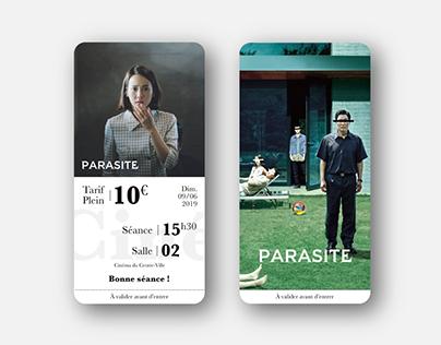 Ciné Concept - Get a collector ticket