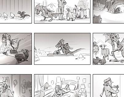 Storyboards Agencyboard