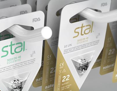 Stal packaging, for Eurodonto.
