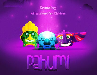 Branding - Pahumi Afterschool