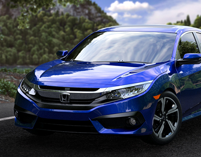 Honda Sensing Civic 2016
