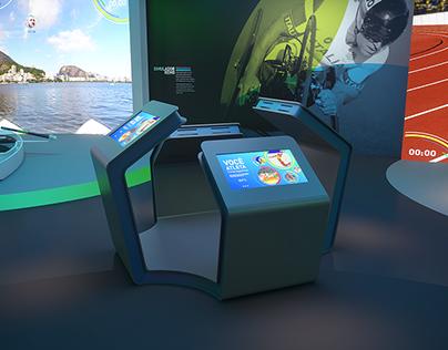 Museu Olímpico do Rio (3D Renderings)