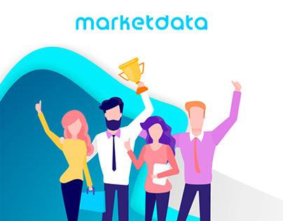 Marketdata } Intranet - App