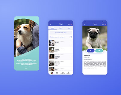 Petholics: Pet Social Network