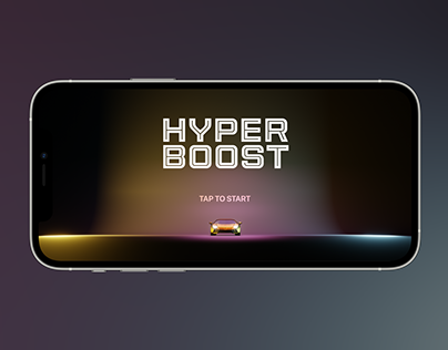 Hyper Boost (Game Concept Project)