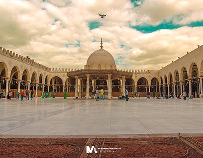 Amr ibn al-Aas mosque