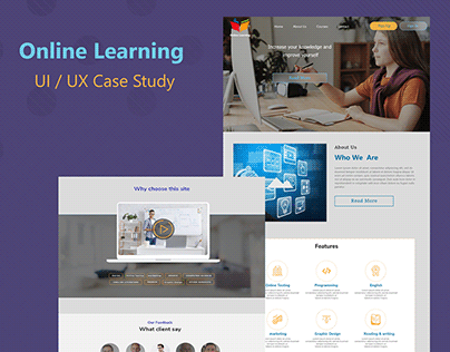 Online Learning Case Study