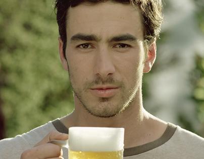 Cerveza Cristal / Refresquemos la solidaridad