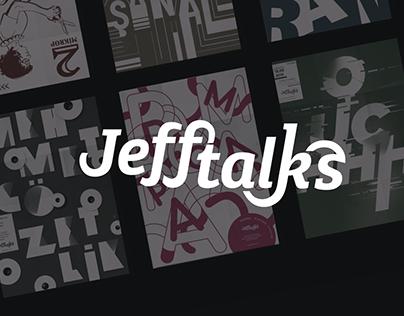 Jefftalks Poster Design