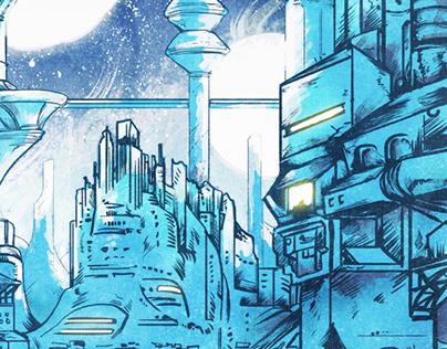 Rubber Mood - Complex City