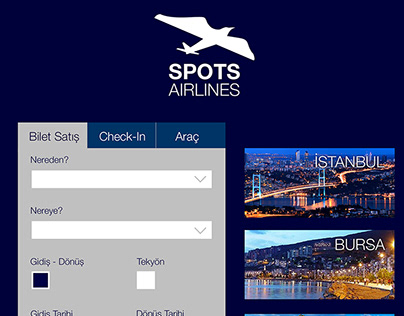 Spots Airlines