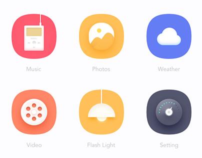 APP—icon theme