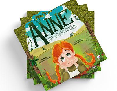 """Children's Book - """"Anne de Green Gables"""""""