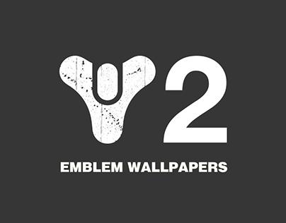 D2 Emblem Wallpapers