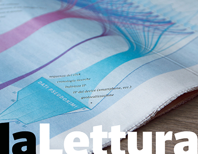 Website & cookies dataviz | La Lettura #251