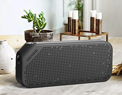 GAP Bluetooth speaker L