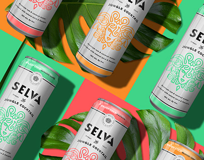 SELVA The Jungle Cocktail