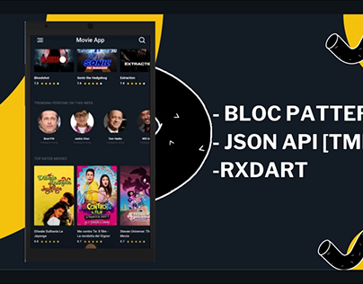 Movies Flutter App