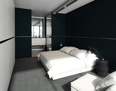 Melbourne Tower - Bed Room 3