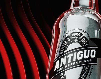 Tequila Antiguo Cristalino