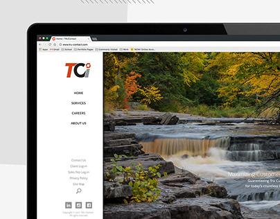 Tru-Contact inc. | Responsive Website Re-Design