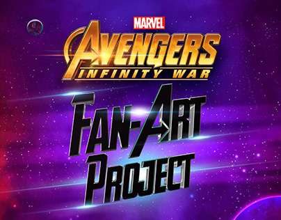 Avengers Infinity War / Fan-Art Project