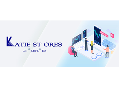 YouTube Banner Katie St Ores Business Consultant