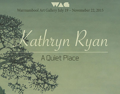 Kathryn Ryan: A Quiet Place, Paintings & Drawings