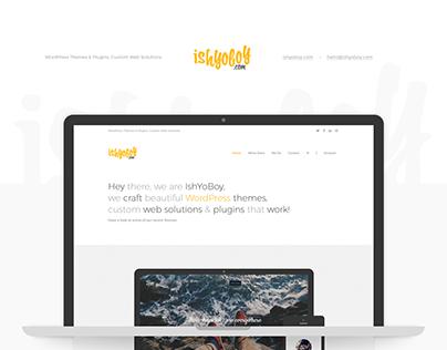 IshYoBoy.com - WordPress Themes & Plugins