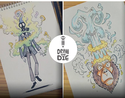 DRAW OR DIE (PART 1)
