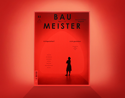 23 x Baumeister Cover