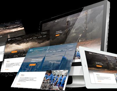 Pelex - website & catalogue