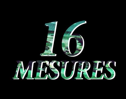 16 mesures