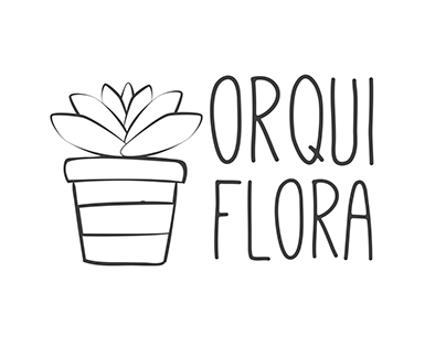 Orquiflora Branding