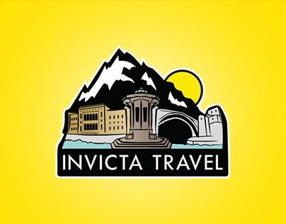Invicta Travel Agency Brand design