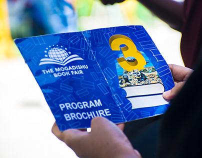 The Mogadishu Book fair | Event Branding